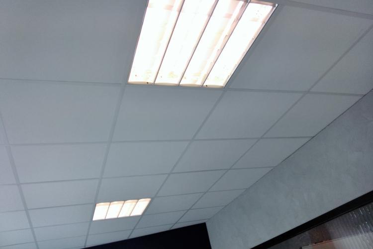 Plafond bureaux Home Rénove