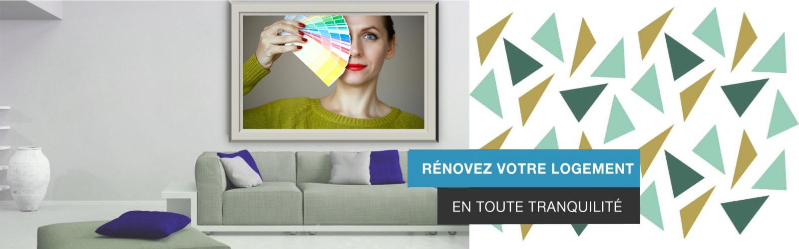 Entreprise de peinture en Vendée - Home Rénove